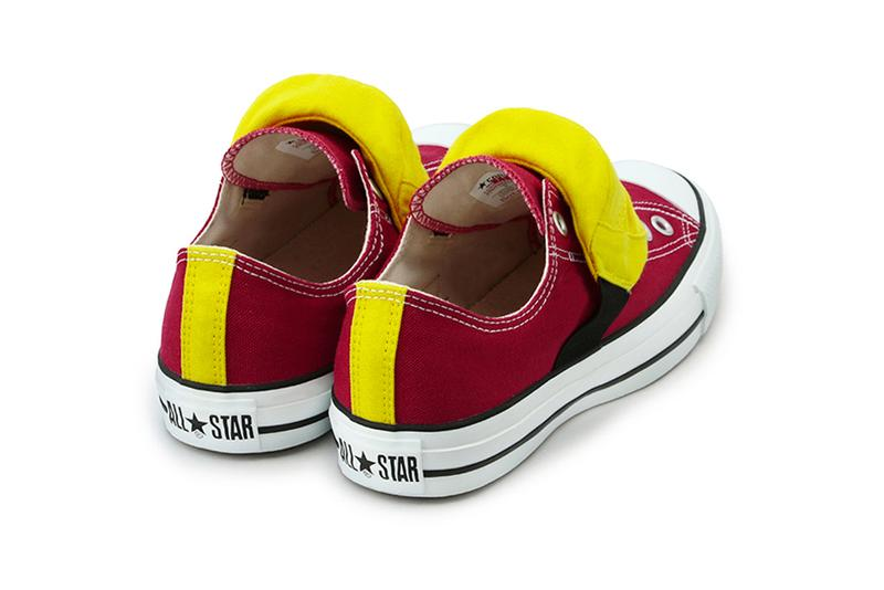 Converse Chuck Taylor All Star Pocket Slip OX Red/Yellow