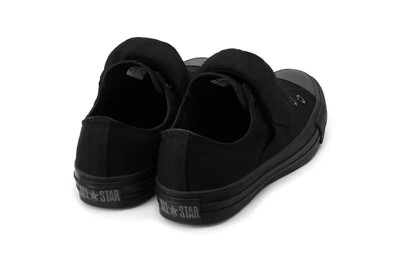 Converse Chuck Taylor All Star Pocket Slip OX Black