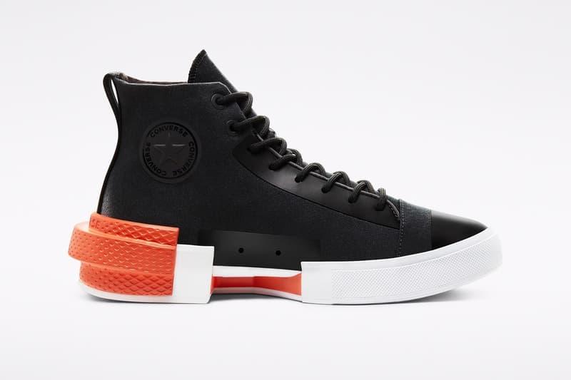 Converse CX Chuck Taylor All Star Disrupt Black Sneakers