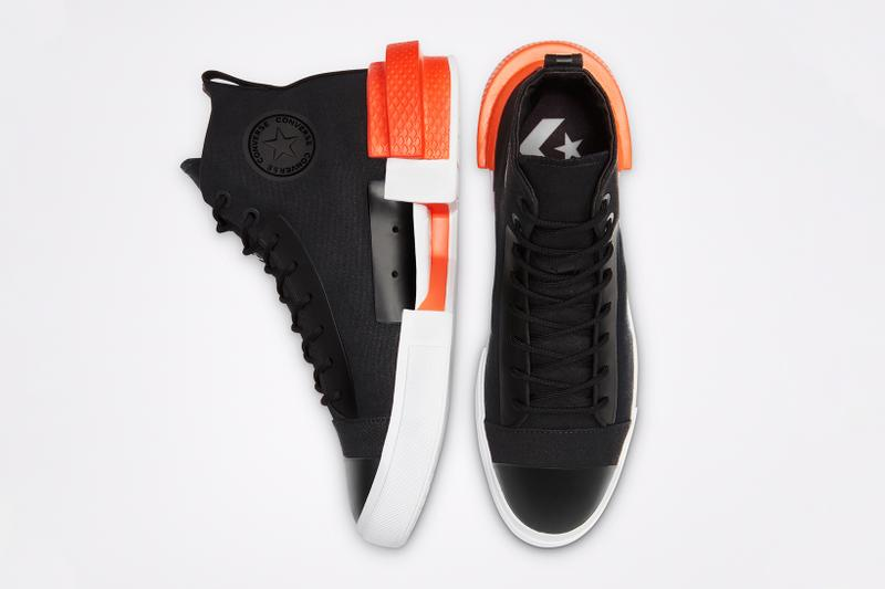 Converse Chuck Taylor All Star Disrupt CX Black Orange