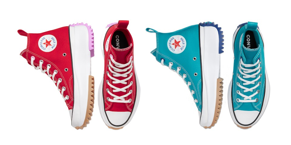 Converse Debuts Colorful Iterations of the Run Star Hike Just in Time for Spring