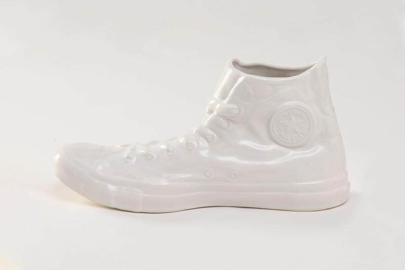 Converse Tokyo Ceramic Japan blnk Collaboration Sneaker Vases Flowers