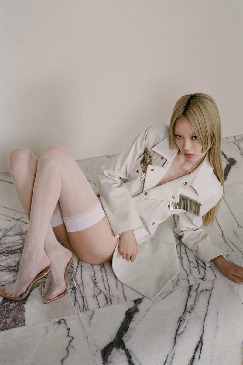 DAISY ZERO Collection Fashion Brand Australian Jacket 01 White
