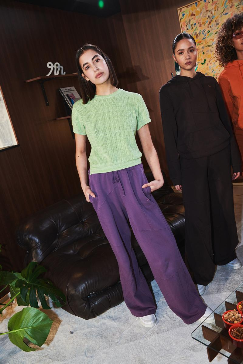 Daniëlle Cathari Designer Amsterdam Fashion Week Spring Summer 2020 SS20 Presentation Model