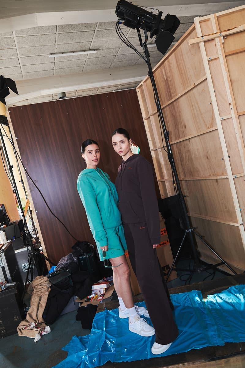 Daniëlle Cathari Designer Amsterdam Fashion Week Spring Summer 2020 SS20 Presentation Models backstage