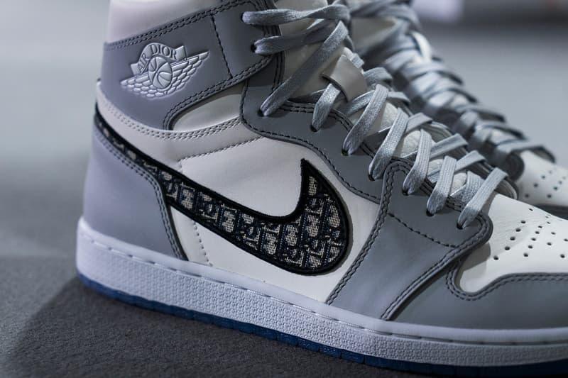 Dior Nike Air Jordan 1 High AJ1