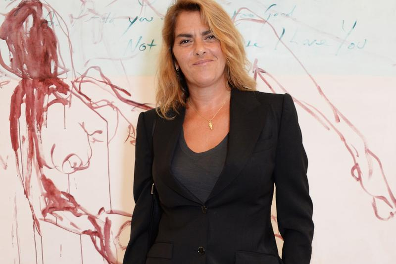 Tracey Emin Frieze Art Fair 2018