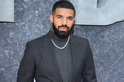 Drake Shares First Photo of His Son Adonis