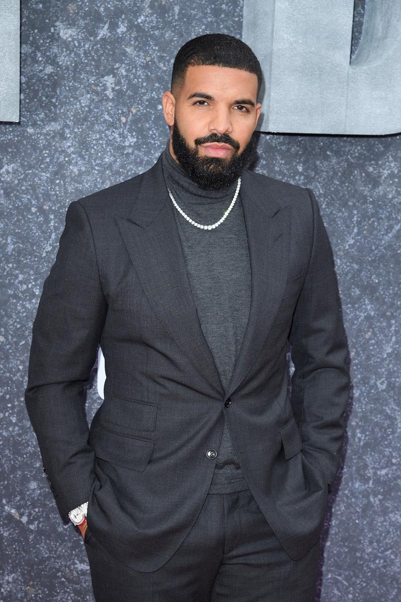 Drake Shares First Photo of Son Adonis Instagram Post Reveal