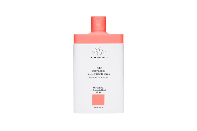 drunk elephant hair body cleanser care collection shampoo conditioner lotion deodorant tangle spray scalp scrub tiffany masterson