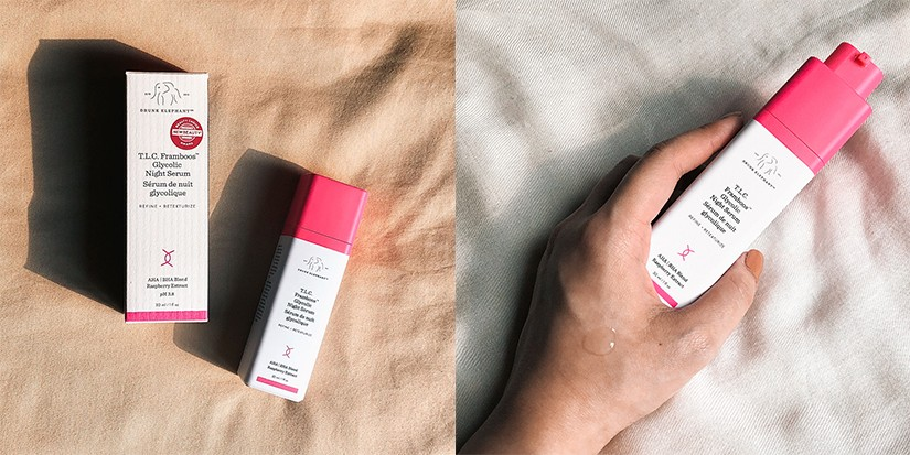Drunk Elephant's Glycolic Resurfacing Night Serum Has Transformed My Skin Texture