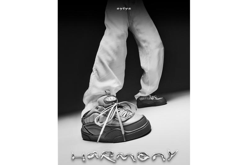 Eytys Harmony Chunky Sneakers Release