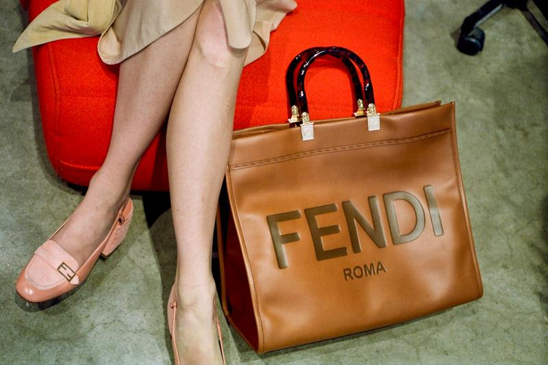 fendi solar dream spring summer collection handbags sandals loafers shoes