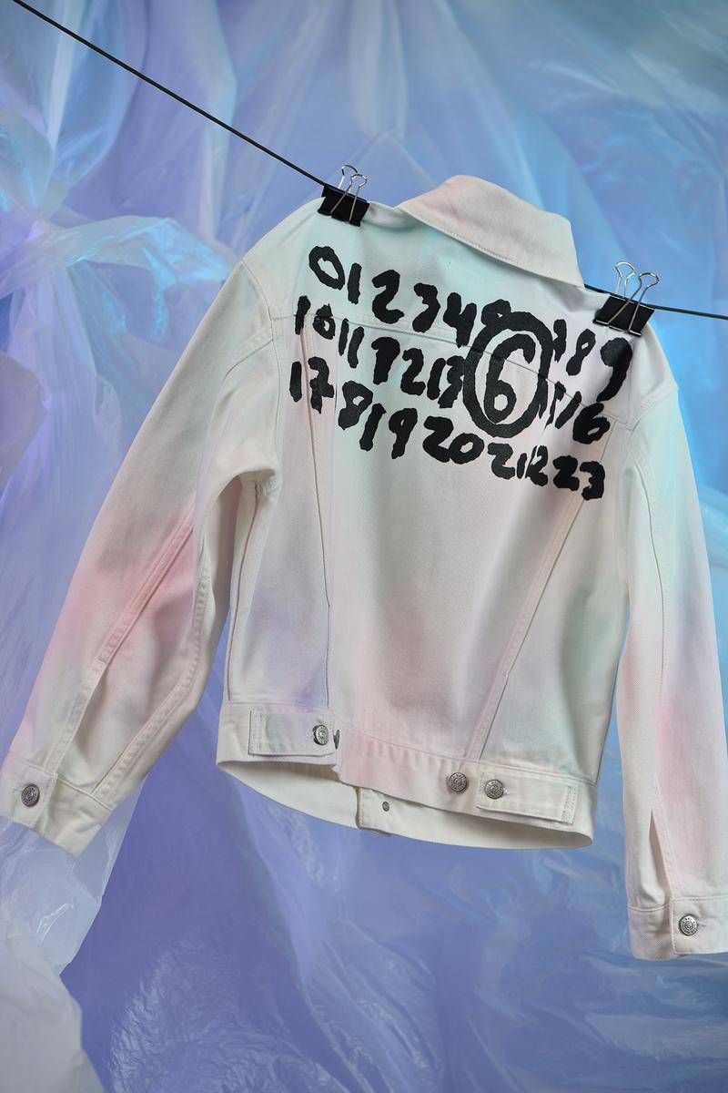 I.T x MM6 Maison Margiela Collection Jacket