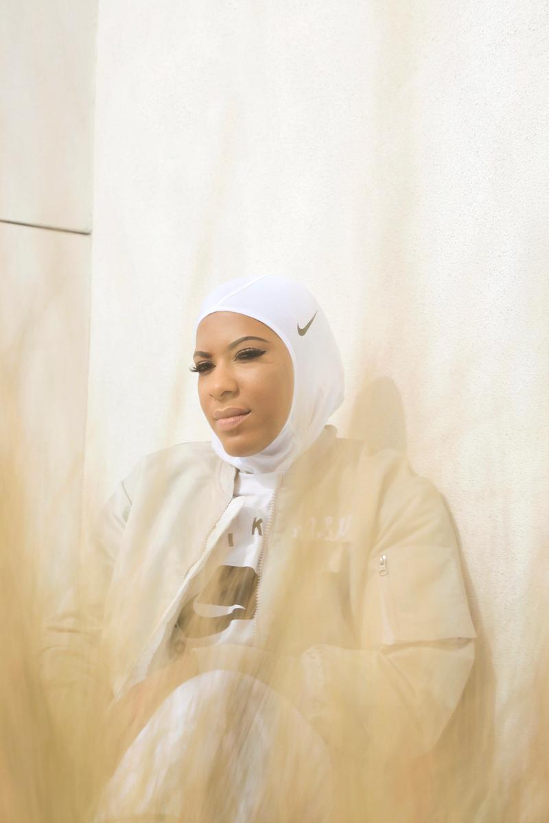ibtihaj muhammad louella olympic fencer team usa muslim womens day nike