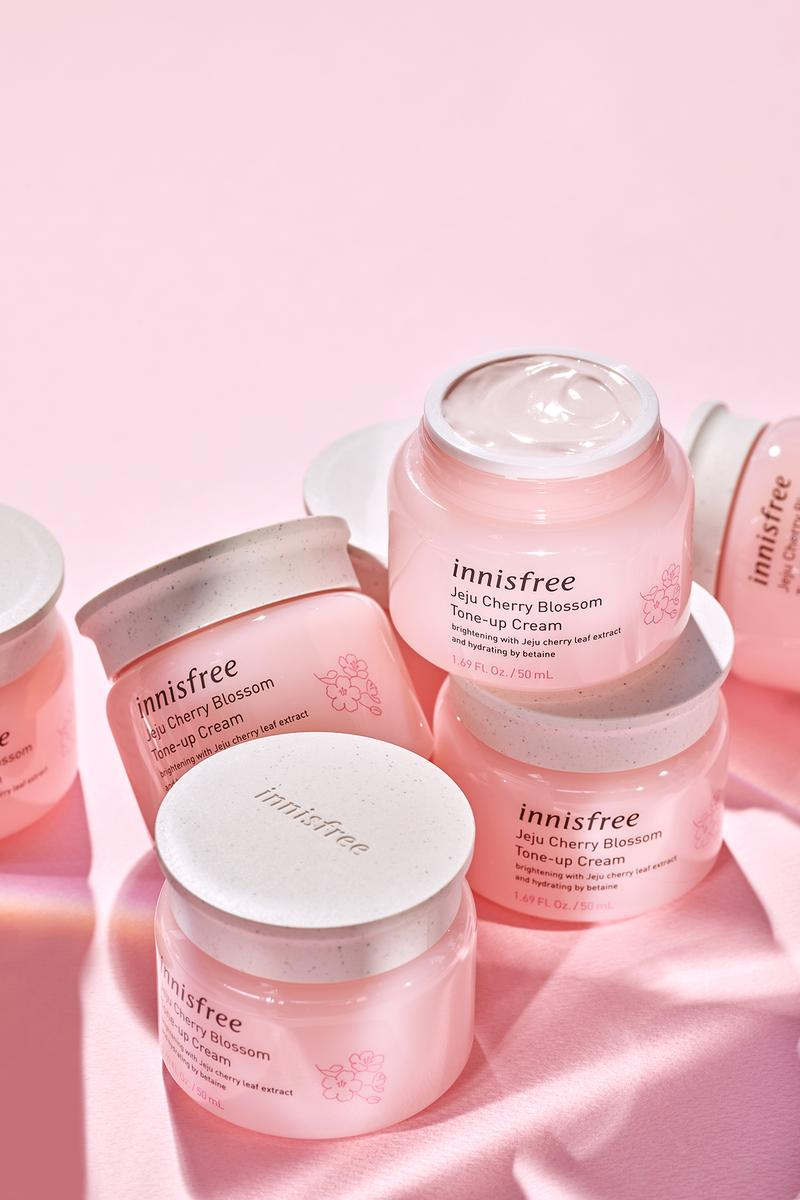 innnisfree Cherry Blossom Tone-Up Cream