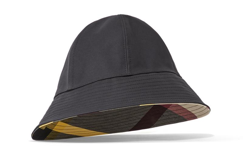 jil sander fall winter unisex accessories collection vibram ankle boots bucket hats designer bags