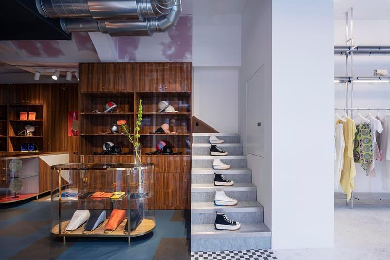 jw jonathan anderson soho london uk flagship store opening