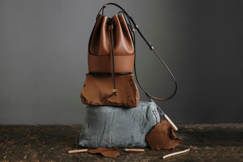 Loewe Balloon Bag SS20 Brown