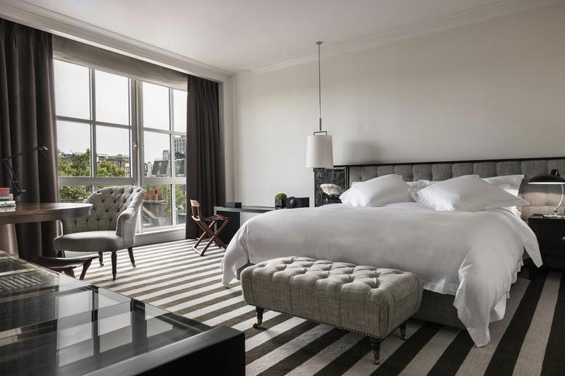 Best Hotels for Staycation in London, UK Ace Hotel The Rosewood Hoxton Shoreditch House Luxury Spa Weekend Getaway
