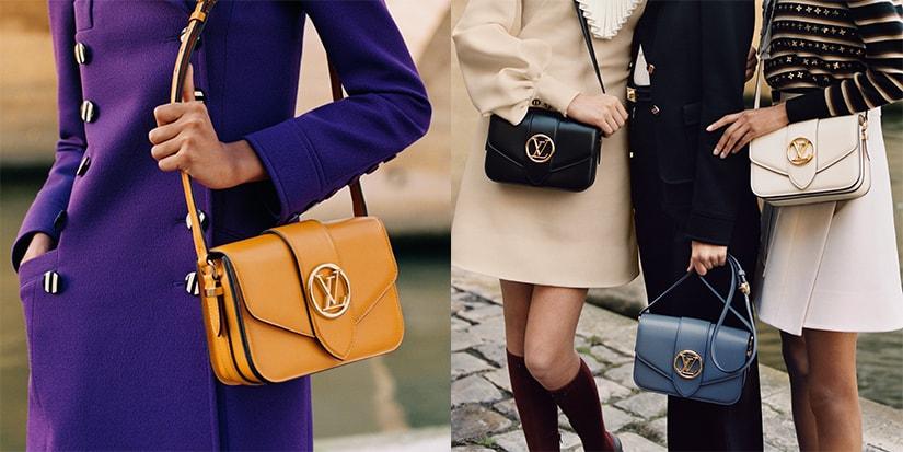 Louis Vuitton Unveils the LV Pont 9, a New Modern Classic Leather Shoulder Bag