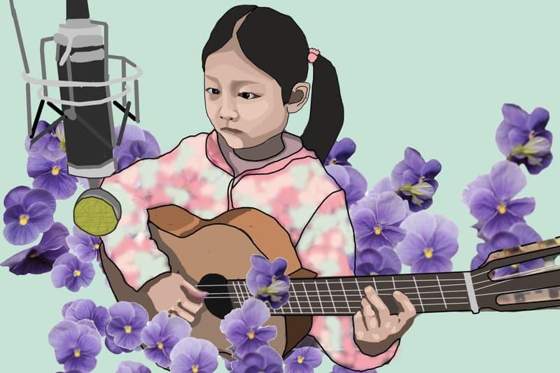 MiuMiu GuitarGirl is a Singing Social Media Star Video Viral