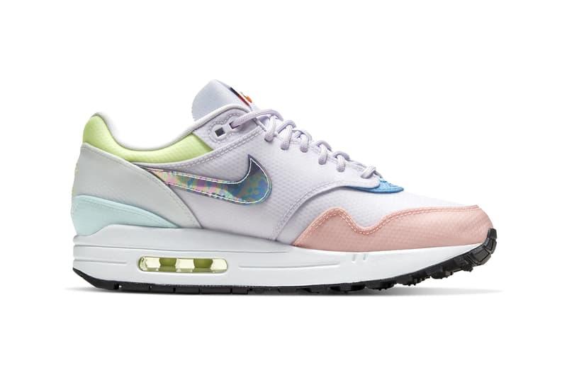 Administración creencia Final  Nike Drops a Pastel Air Max 1 Colorway for Spring | HYPEBAE