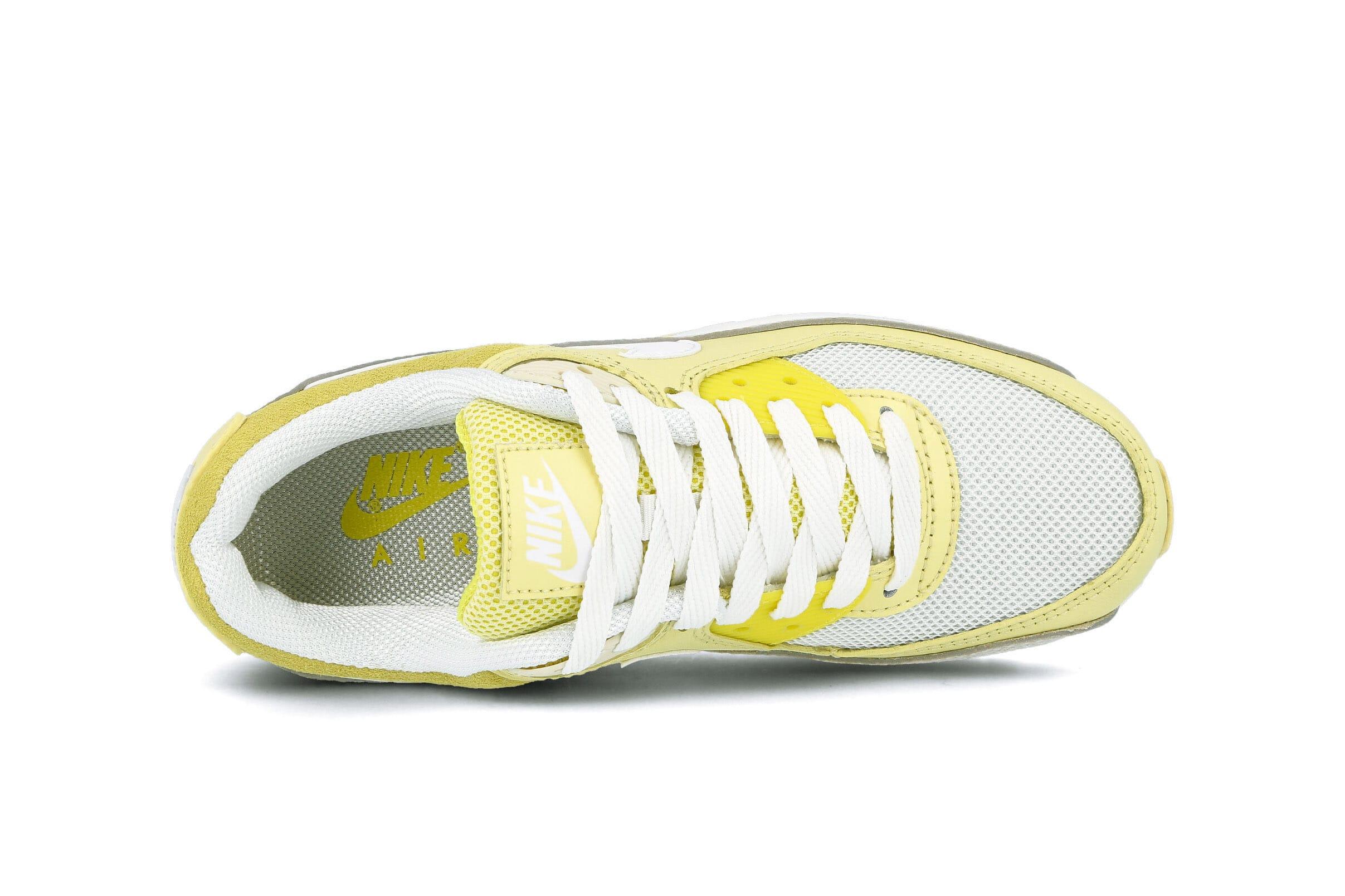 Nike Air Max 90 Pastel Yellow/Grey