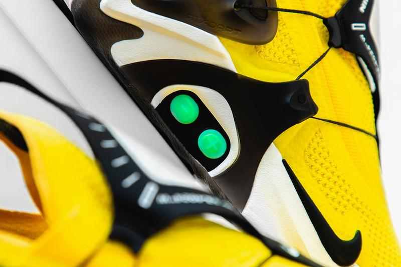 Nike Self-Lacing Auto Max Adapt LE 01 Sneaker Release Technology