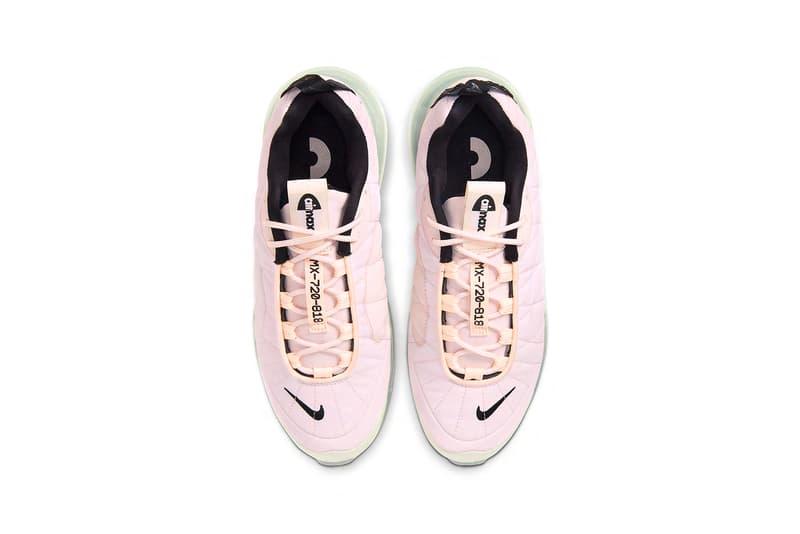 Nike MX 720-818 Pink Light Violet/Barely Rose/Crimson Tint/Black