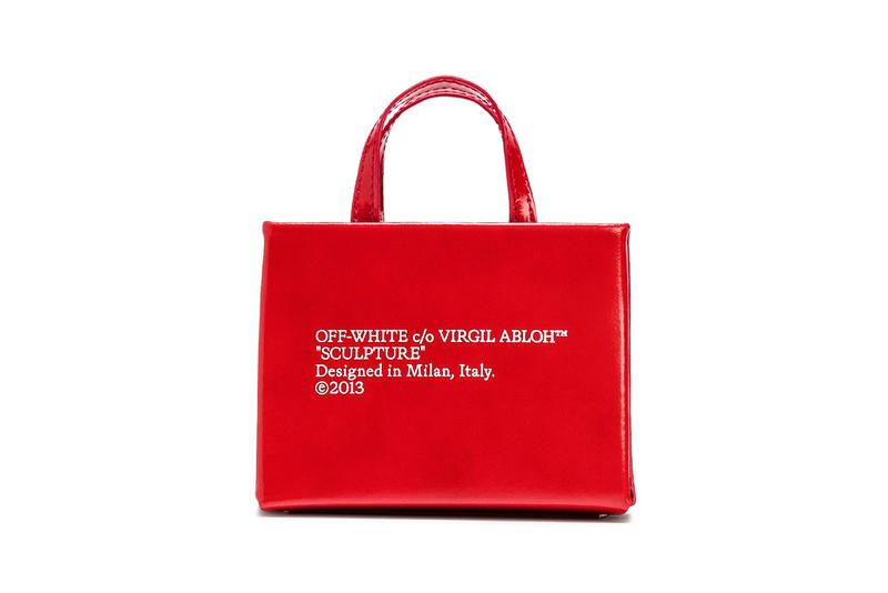 Off-White™ Baby Box Bag Red