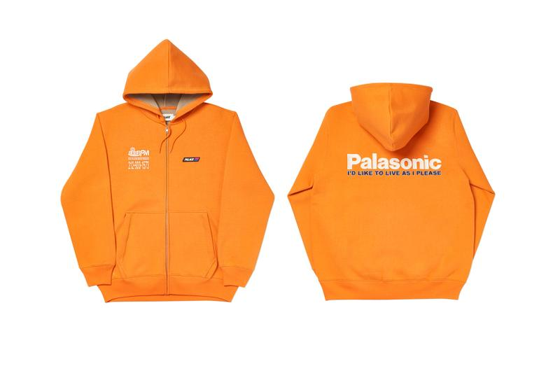 palace spring summer collection drop 4 gore tex jackets pants black outerwear fashion