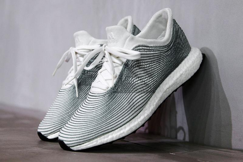 Parley x adidas UltraBOOST Uncaged Black White