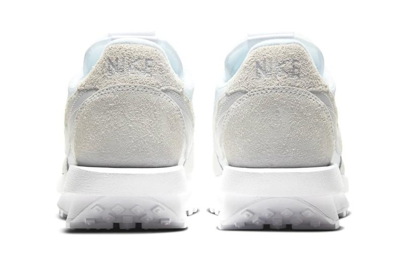 sacai x Nike LDV Waffle White Black Nylon Release Date