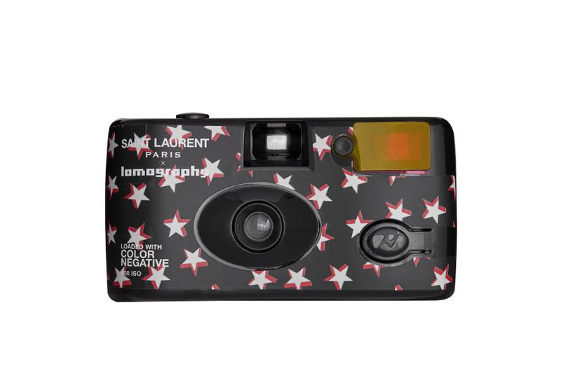 Saint Laurent x Lomography Videocamera Dove acquistare Rive Droite Limited Edition Collaboration