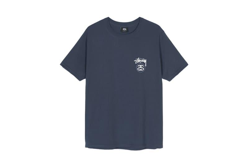 Stussy Spring Summer 2020 Collection Dover Street Market London Arrivals Logo Print Pastel T-Shirt
