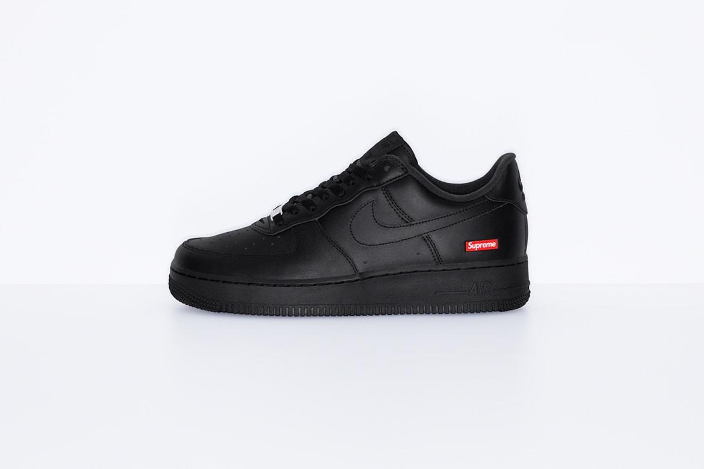 Distinción estudiante universitario Nueva llegada  Official Look at Supreme x Nike Air Force 1 Low | HYPEBAE