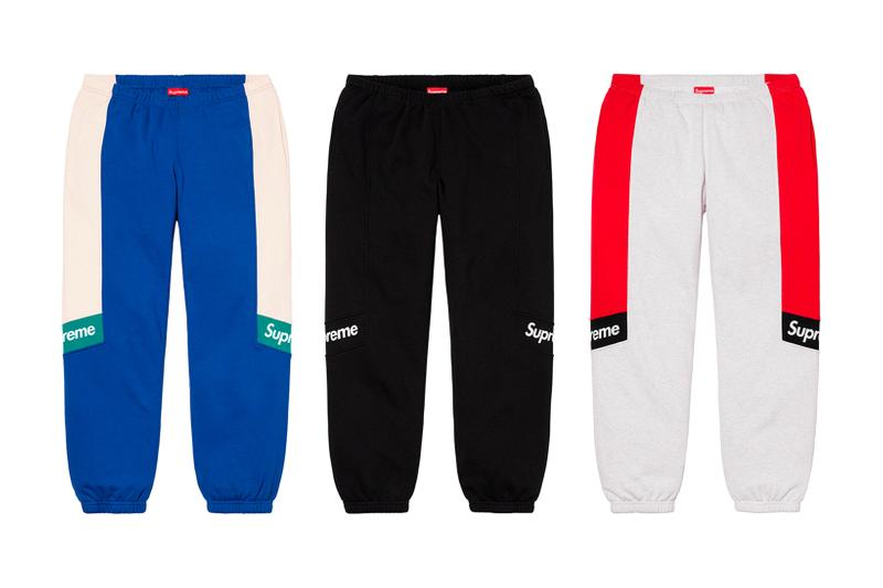 Supreme Spring Summer Week 3 Drop Sweatpants