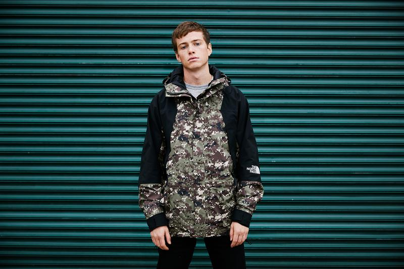 the north face 1994 retro mountain light jackets futurelight tech fashion clothes outerwear blue red grey black camouflage