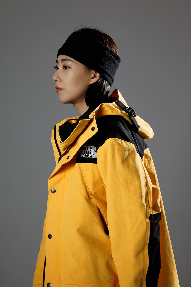 The North Face Her Exploration 1990 Mountain Jackets Futurelight Outdoor
