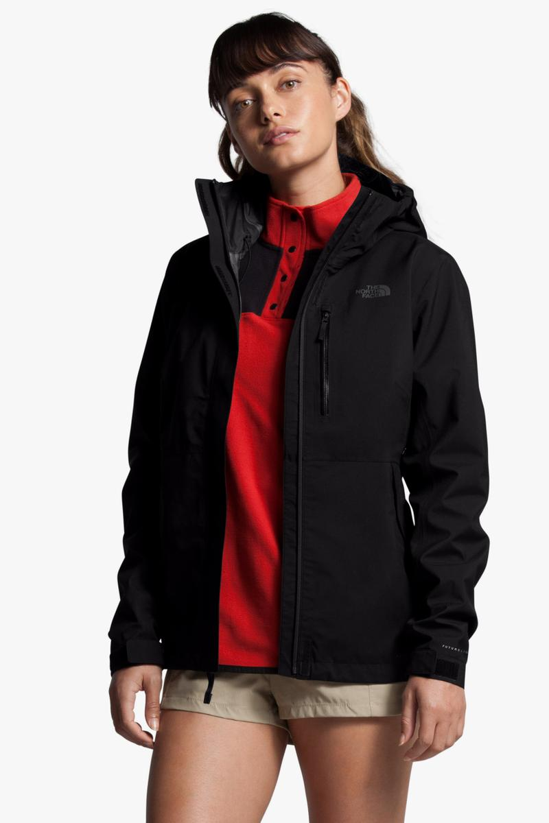 The North Face Her Exploration Dryzzle Futurelight Jacket Black