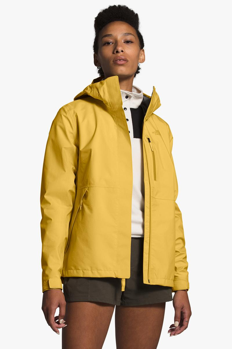 The North Face Her Exploration Dryzzle Futurelight Jacket Yellow