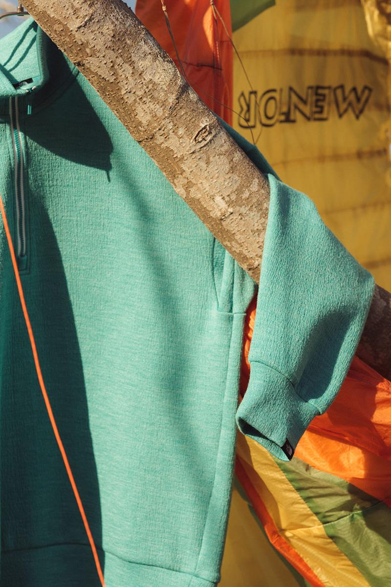 the north face japan urban exploration mountain office spring summer collection campaign outerwear coats jackets
