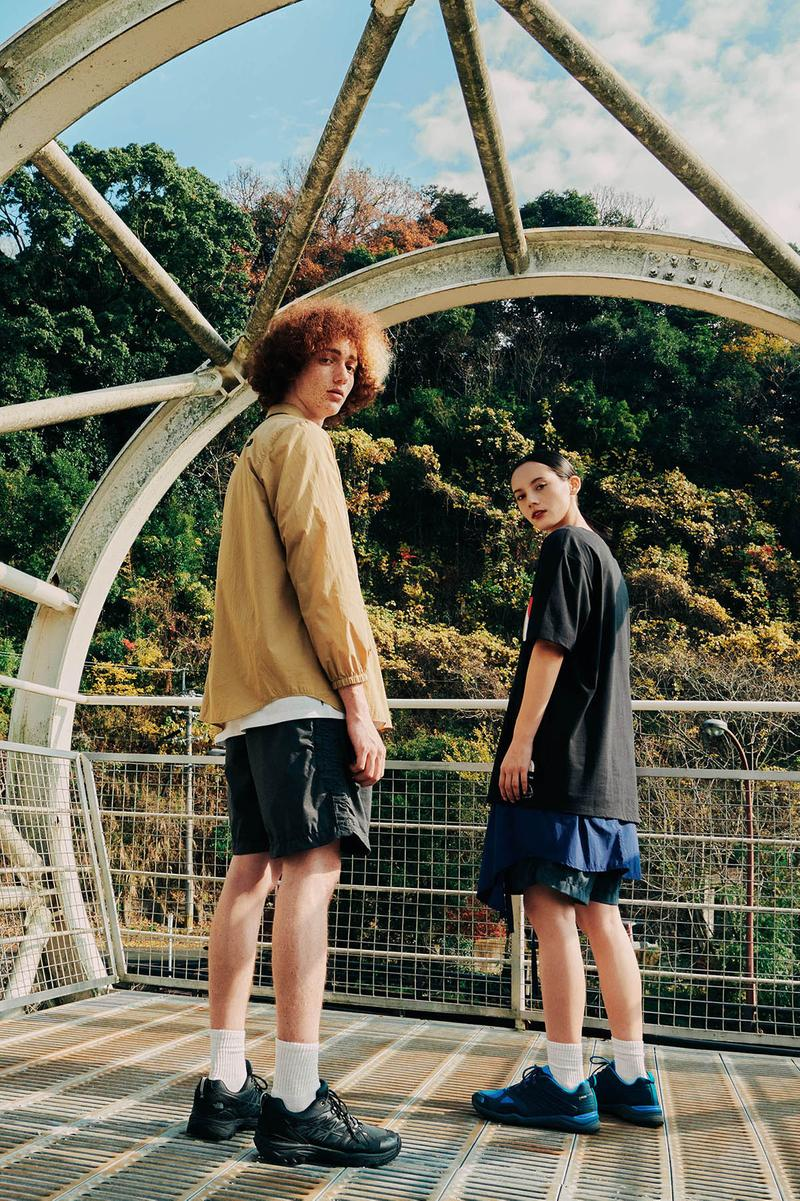 The North Face Urban Exploration Spring/Summer 2020 Lemon Capsule Collection 03 Lookbook Kazuki Kuraishi