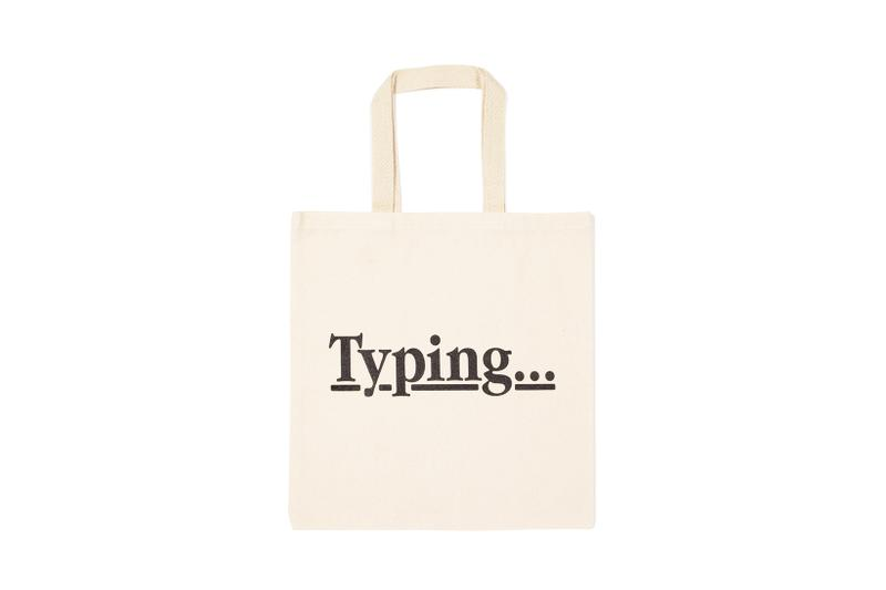 typing christion lennon benjamin edgar typography typeface tees sweatshirts tote bags