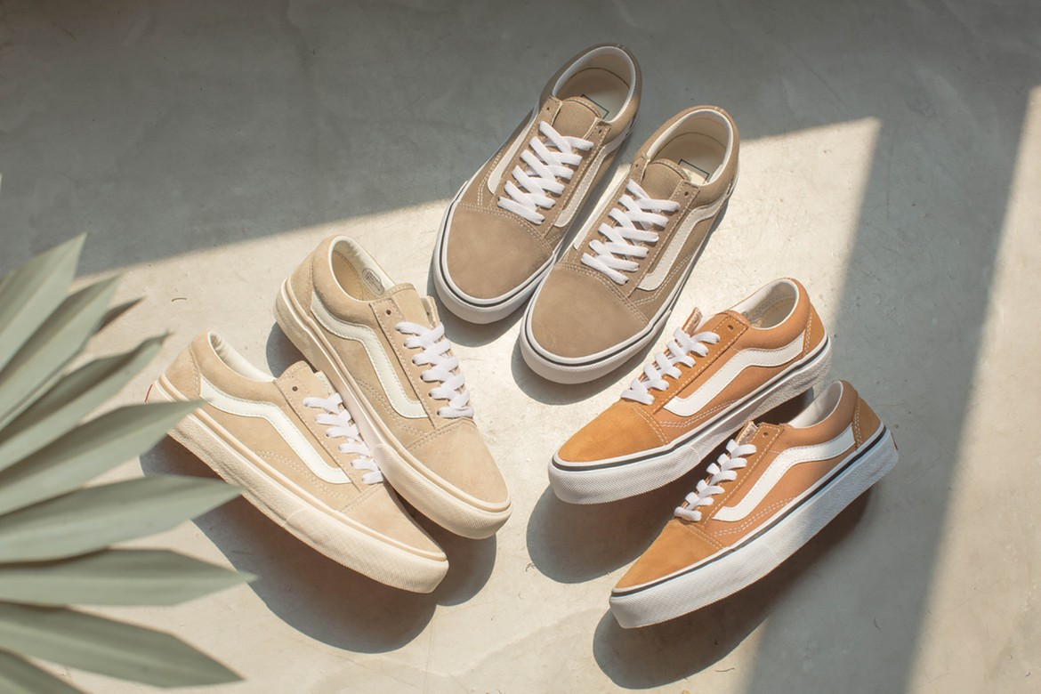 Vans Old Skool Milk Tea Colorways Release Hypebae