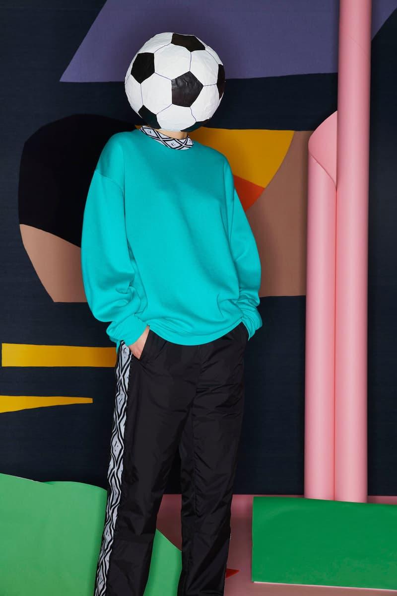 Acne Studios Face Collection Fall/Winter 2020 Lookbook