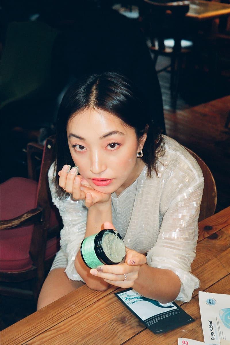Dasha Kim Korean Influencer Beauty Skincare Clay Mask Lipstick YouTuber Content Creator