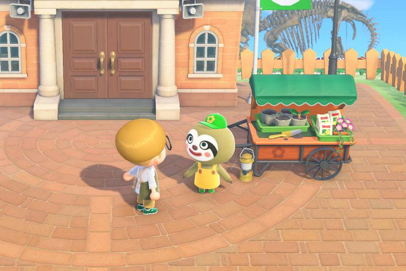 Animal Crossing: New Horizons Nintendo Switch Characters