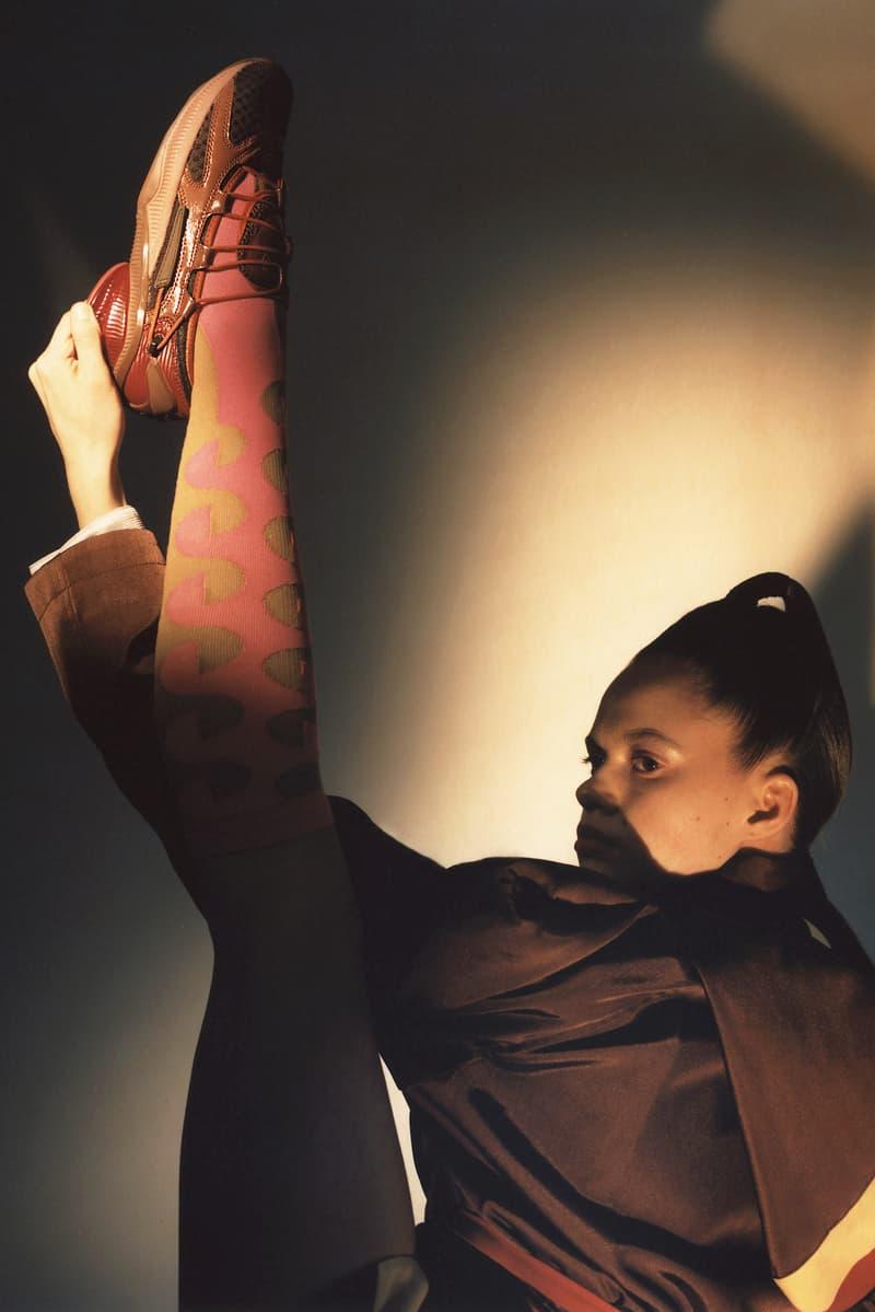 Kiko Kostadinov ASICS GEL-AURANIA Sneaker Campaign Release